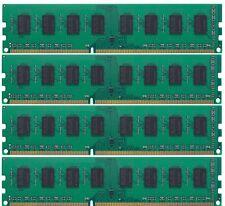 NEW 16GB 4x4GB Memory DDR3-1600MHz PC3-12800 DIMM Dell Optiplex 990 SFF By RK