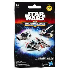 x3 Star Wars Micro Machines Blind Bags Set Series 2 x5 And Series 3