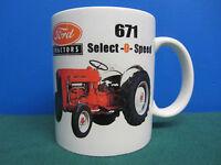 Ford 671 Tractor Coffee Mug