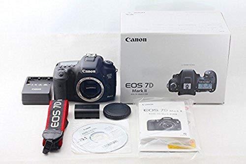 Canon EOS 7D Mark II Digital SLR Camera (Body Only) Shutter:854
