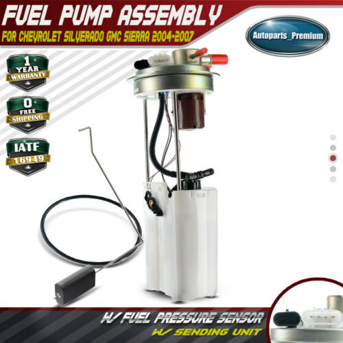 Fuel Pump Module Assembly for Chevrolet Silverado 1500 2500 GMC Sierra 1500