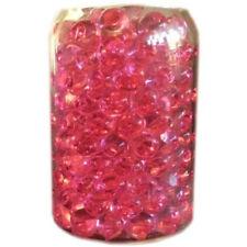 Water Beads Aqua Soil Crystals Expanding Flower Plant Gel Vase Filler Orange