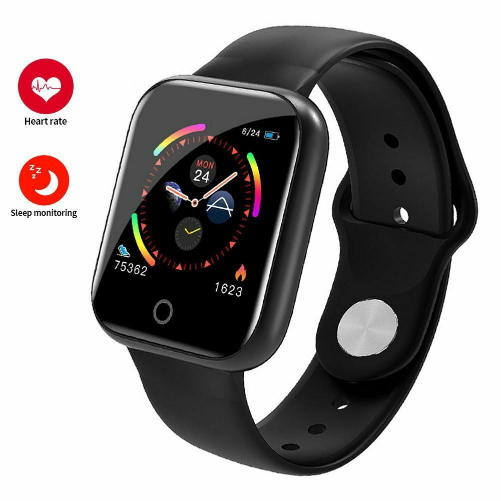 Boys Girls Smart Watch HeartRate Monitor Fitness Tracker Pedometer Call Reminder boys call Featured fitness girls heartrate monitor pedometer smart tracker watch