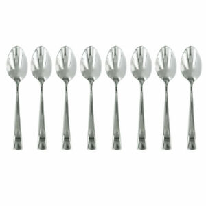 ZWILLING-J-A-Henckels-Bellasera-8-pc-18-10-Stainless-Steel-Espresso-Spoon-Set