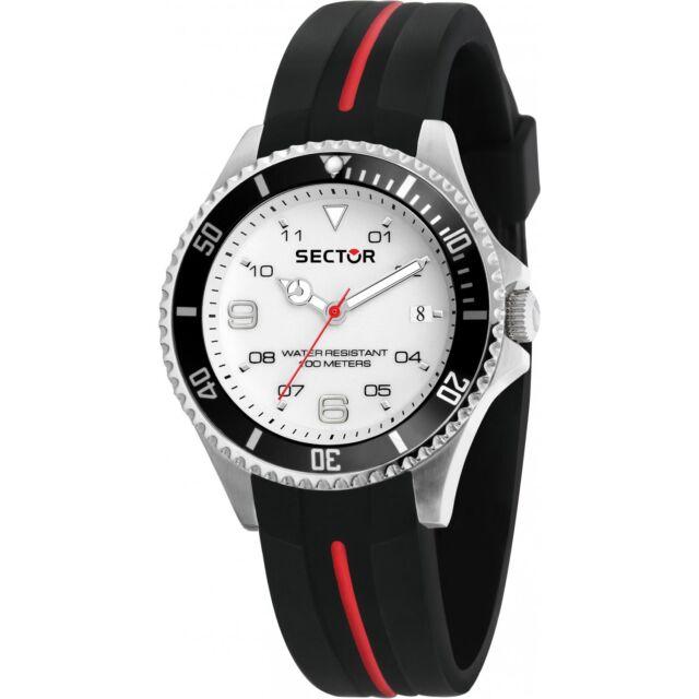 Orologio Sector Collezione Marine 230 R3251161040 -99- 10 Atm - 39 mm - 3H