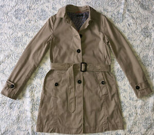 eae91c35ce Marc O´Polo * MOP * Trenchcoat * Gr. 36 * Mantel * Natur * Sand ...