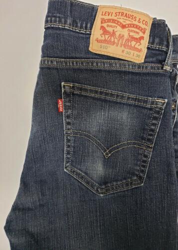 Levis 510 Jeans 30x30( see Description ) - image 1