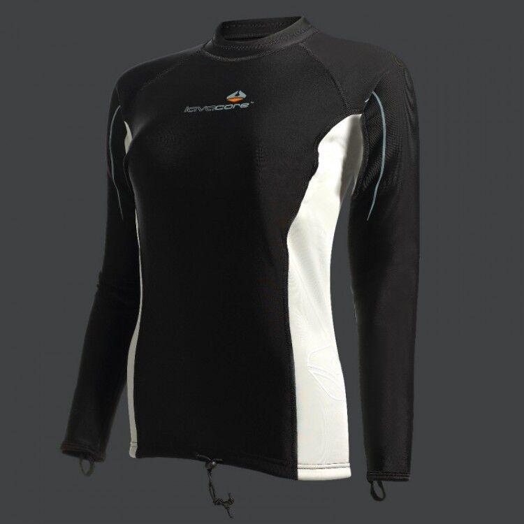 Lavacore-Mujer camisa de mangas largas-Función De Ropa Para Deportes Acuáticos