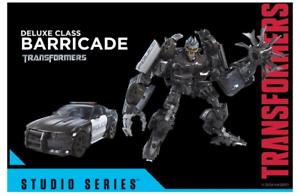 (InHand) Hasbro Transformers Studio Series Deluxe Barricade Action Figure