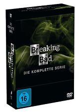 BREAKING BAD 1-6 DVD KOMPLETTE SERIE KOMPLETTBOX SEASON 1 2 3 4 5 6 DEUTSCH