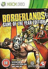 Borderlands -- Game of the Year Edition (Microsoft Xbox 360, 2010) - European Version