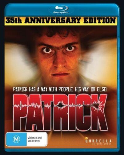 1 of 1 - Patrick (Blu-ray, 2013) horror