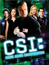 Brand New DVD CSI: Crime Scene Investigation - The Complete Second Season (2000)