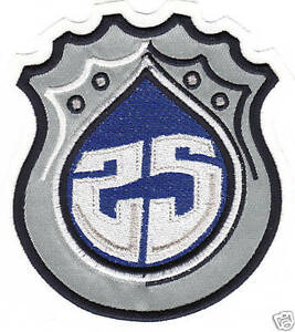 hot sales 5466f d72df Details about NHL EDMONTON OILERS 25TH ANNIVERSARY PATCH RARE