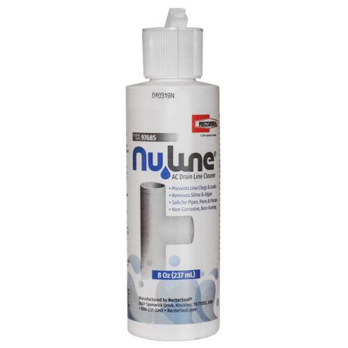 4 Pack Nu-Line NuLine NL1 NL-1 97685 HVAC//R Drain Cleaner PT-151 Tablets 24