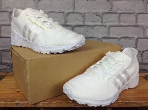 buy popular 253ae 8d742 Blanc 42 Eu € 150 Eqt À Baskets Adidas partir Support de Hommes 8 Primeknit  93 ICqEwR