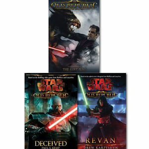 Star wars old republic series collection 3 books set by drew image is loading star wars old republic series collection 3 books fandeluxe Gallery