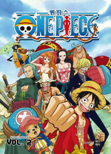 Japanese Anime One Piece Coloring Book 9791195561230 Ebay