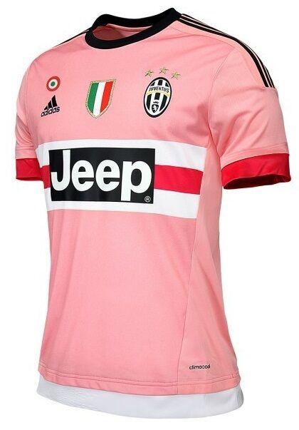 Trikot Adidas Juventus Juventus Juventus Turin 2015-2016 Away Coppa Scudetto - Dybala 21 8626f6