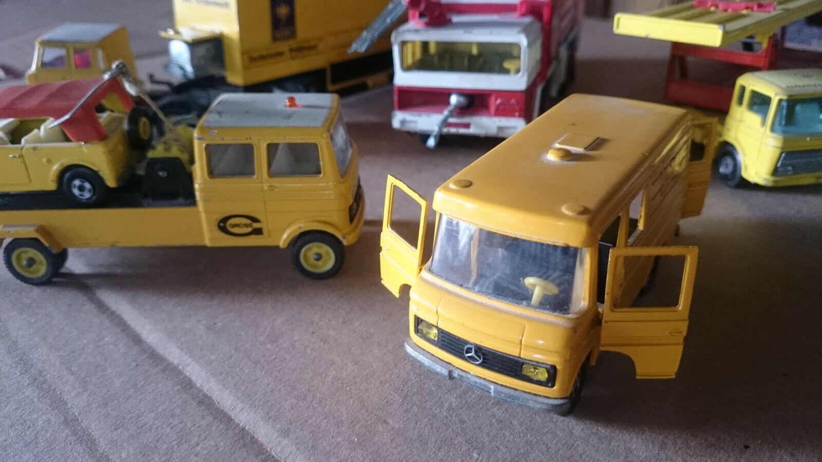 Modell Auto,Spielzeug,Selten Sammeln 6 Mal