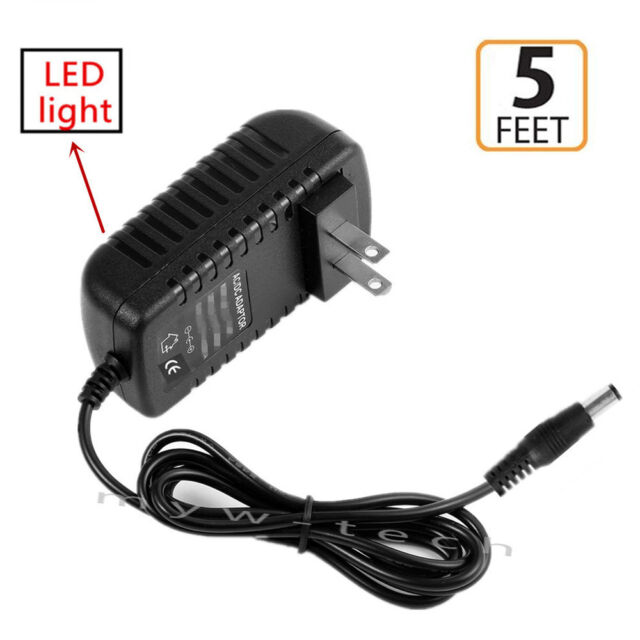 POWE-Tech USB Charger Power Charging Cord Cable for Stanley FATMAX FL5W10 LED spot Light