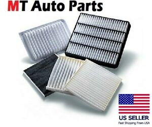 AIR FILTER CABIN FILTER COMBO FOR 1995 1996 1997 LINCOLN CONTINENTAL