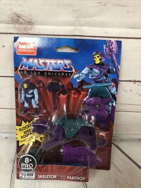 Mattel Mega Construx Masters of the Universe Skeletor and Panthor - GVY17