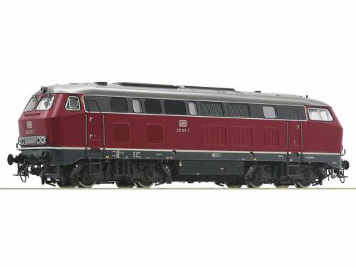 Roco 72181 Diesellok BR 215 DB H0