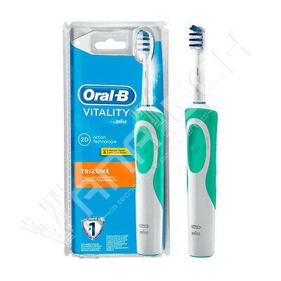 Nuovo,sigillato,originale. spazzolino elettrico oral b ricaricabile Trizone