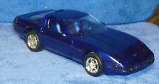 1994 ZR-1 Corvette coupe promo model - admiral blue metalic - NIB