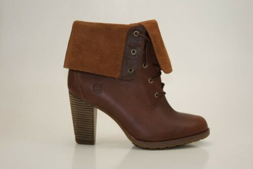 Stratham 8621a Scarpe Stivaletti Timberland Earthkeepers Heights Donna L34AR5j