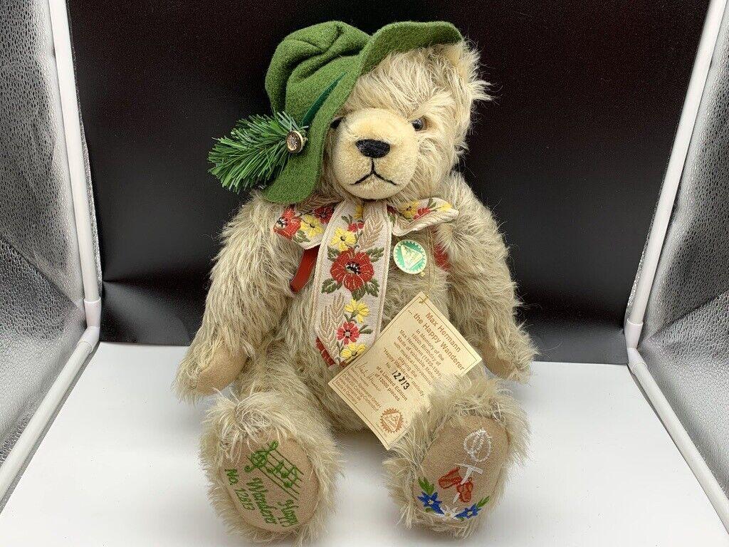 Hermann Teddy Bär 43 cm. Limitierte Auflage. Top Zustand.  | Günstig