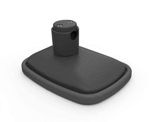 Aufnahmestange 10-20 mm Schlepper Außenspiegel   188 mm x 135 mm
