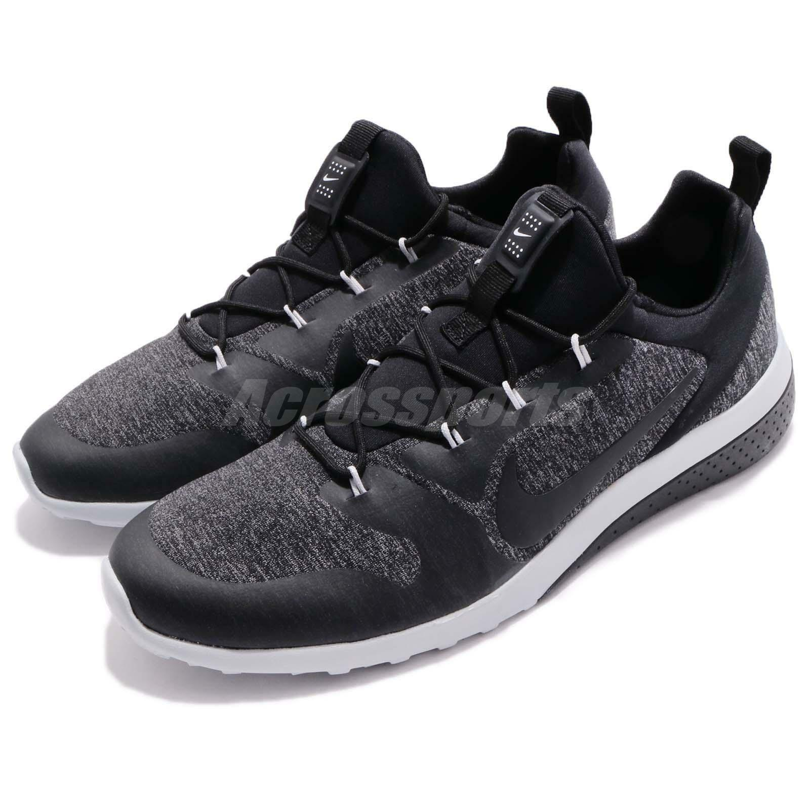 new products 4b512 4bd7b Nike CK CK CK Racer Black White Grey Running Athletic Shoes Sneakers  916780-007 0486a1