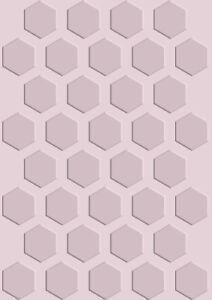 Honey-Comb-Pattern-Stencil-Template-Paint-Furniture-Card-making-Crafts-Art-TE82