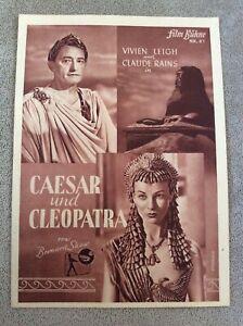 Caesar-und-Cleopatra-IFB-Nr-61-Vivien-Leigh-Claude-Rains
