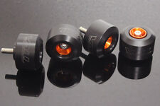TYGA KTM RC390 arbre kit glissière noir orange RC125 RC200 Duke 125 200 390