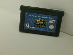 BUTT-UGLY MARTIANS GameBoy Advance Cartridge Only Cleaned &Tested A9