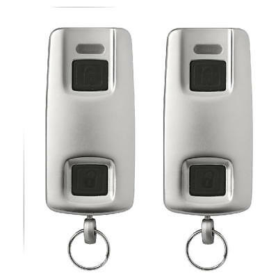 2 Stück Abus HomeTec Pro CFF3000 Fernbedienung - 2er Set Neu & OVP