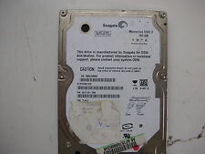 "Seagate Momentus 5400.3 160gb ST9160821AS 100459261 3.ALC 2,5"" SATA"
