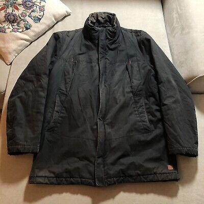 hugo boss long jacket