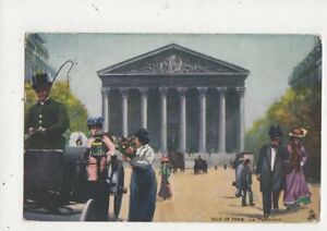 Ville De Paris La Madeleine 1905 Tuck Postcard France 580a - <span itemprop='availableAtOrFrom'>Aberystwyth, United Kingdom</span> - I always try to provide a first class service to you, the customer. If you are not satisfied in any way, please let me know and the item can be returned for a full refund. Most purcha - Aberystwyth, United Kingdom