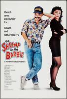 The Shrimp On The Barbie 27x40 Original Movie Poster One Sheet Cheech Marin 1990