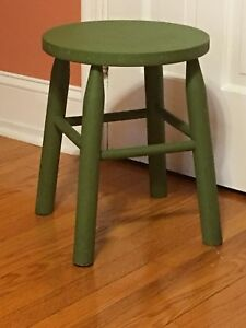 Marvelous Details About Vtg Farm Stool Primitive Splayed Legs Oak Wood 16 Tall Local Pickup Creativecarmelina Interior Chair Design Creativecarmelinacom
