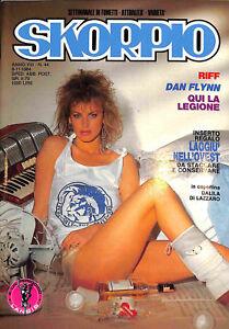 118-SKORPIO-ed-Eura-1984-con-Kristine-Gille-n-44-stato-Ottimo