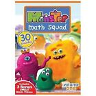 Monster Math Squad, Vol. 1 (DVD, 2014, 3-Disc Set)