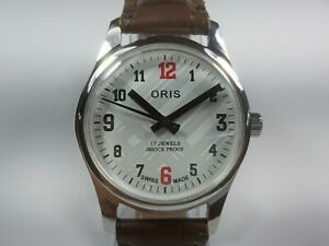 Vintage-Mechanical-Hand-Winding-Movement-Mens-Analog-Wrist-Watch-C254