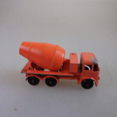 Lesney Matchbox Nr.26 B Foden Cement Mixer Ab 1961 Modellbau 51948