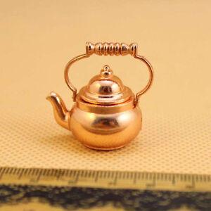 Retro-Kettle-Pot-Open-Lid-Dollhouse-Miniature-Re-ment-1-12-Scale-Fairy-Home