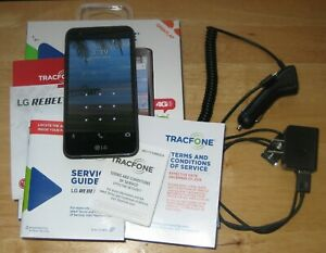 Details about LG Rebel 2 LTE CDMA TracFone 8GB, 5 0